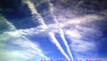 Chemtrails 2 strikes