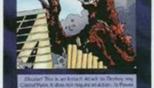 Atomic Monster Illuminati Card