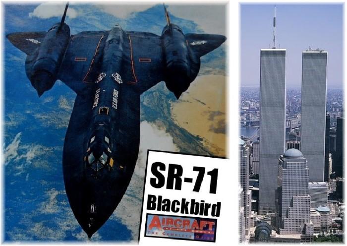 Order of Battle WTC SR71