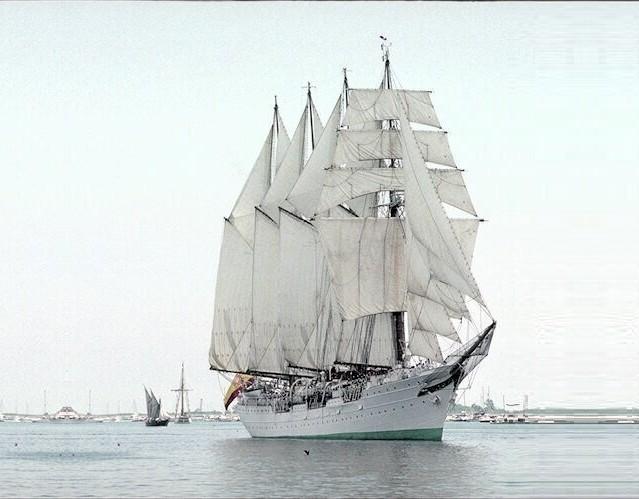Big Sailing Ship