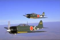 Zero Fighter Planes