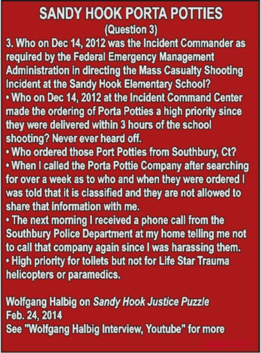 Porta Potties - Sandy Hook