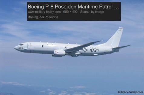 US-Navy-P8- Poseidon