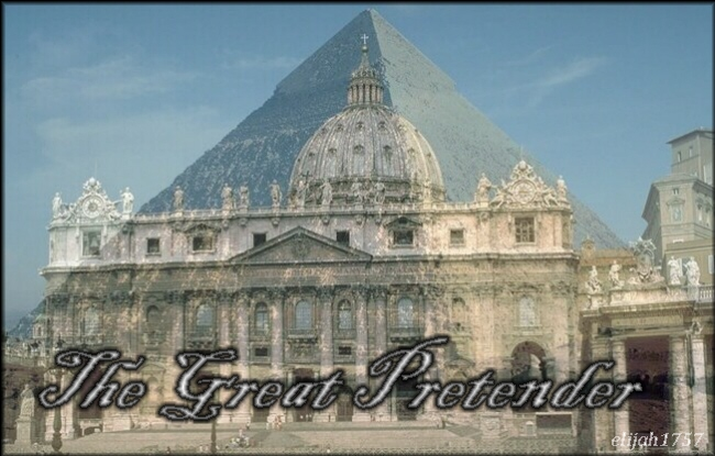 Vatican-pyramid
