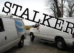 White Vans Stalker