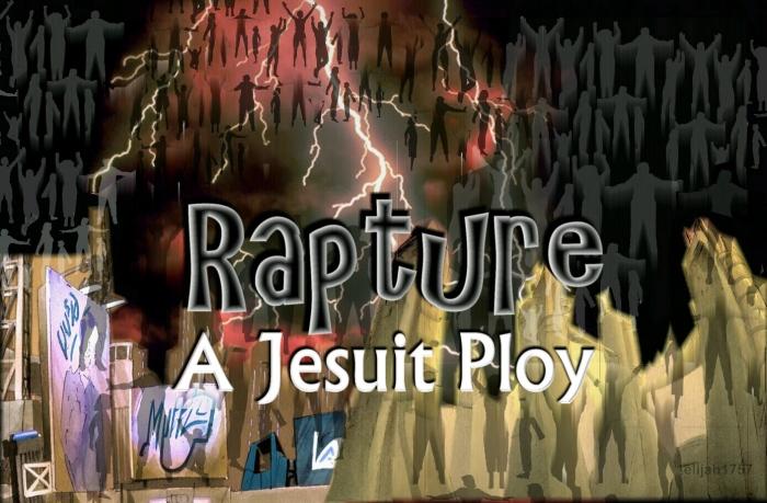 Rapture Jesuit Ploy
