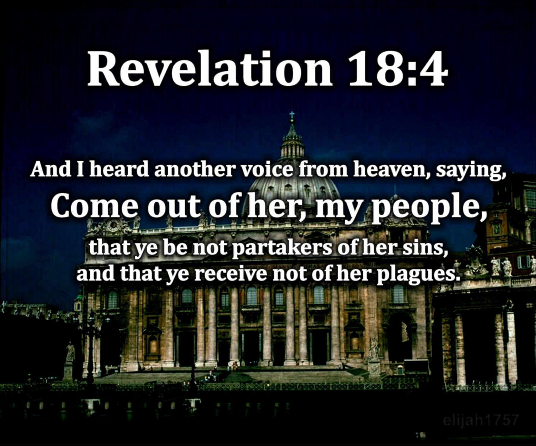 revelations 18 kjv