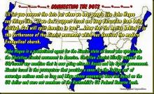 New Madrid earthquake split America theory