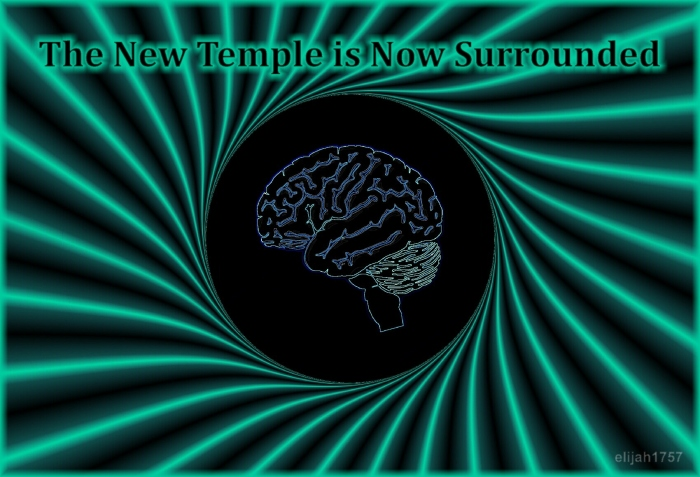 The New Temple is Surrounded