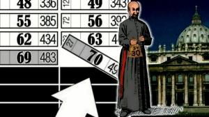 70th Week Jesuit Lie Hit