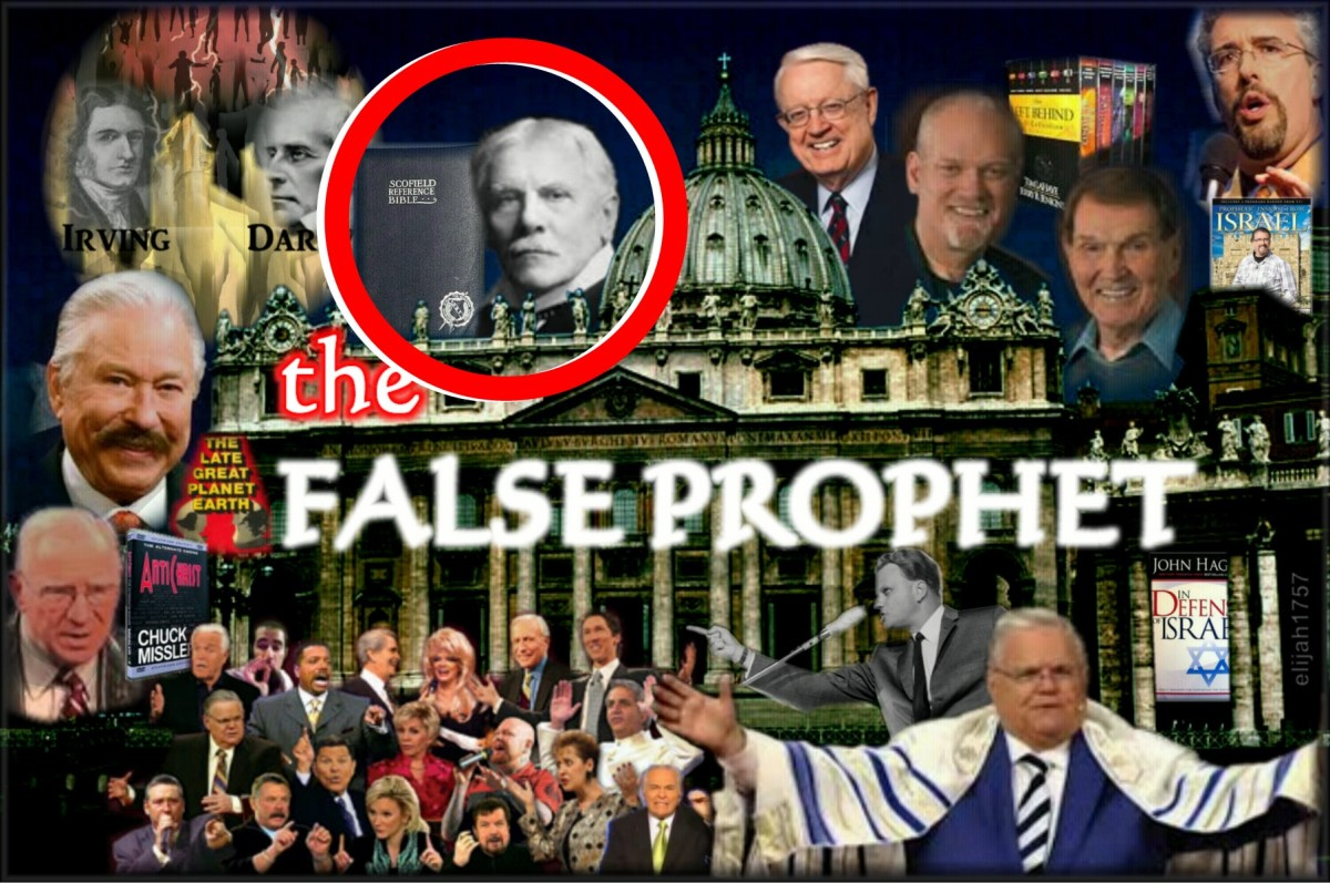 jesuit antichrists rewrite of history with scofield bible