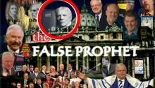Cyrus Scofield and the many other False Prophets