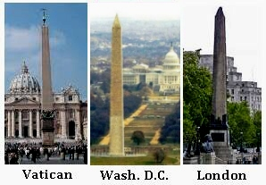 3 Obelisk, 3 Horns, Trilateral Commission