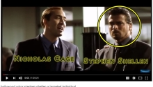 Nicholas Cage and Stephen Shellen